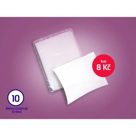 Filtr do roušek s vlastnostmi nanovláken - 10ks