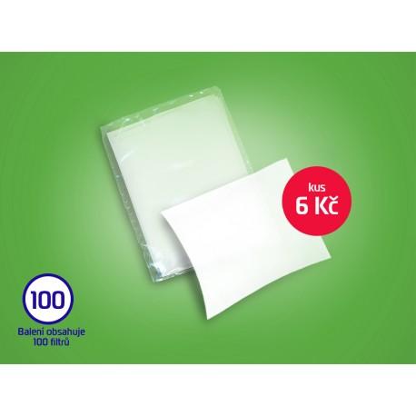 Filtr do roušek z nanovlákna - 100 ks