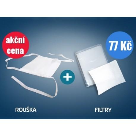 Akční balíček Rouška + 5x filtry